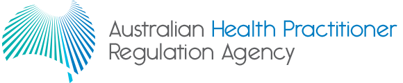 logo AHPRA