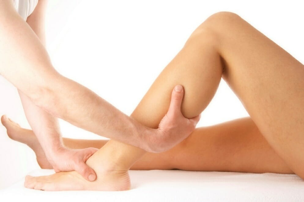 Lower Limbs Sports Massage